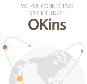WE ARE CONNECTING TO THE FUTURE! OKins